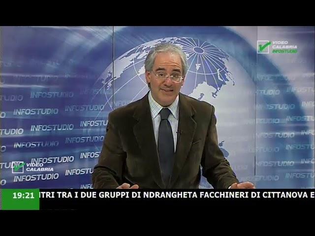 InfoStudio il telegiornale della Calabria notizie e approfondimenti - 20 Febbraio 2020 ore 19.15
