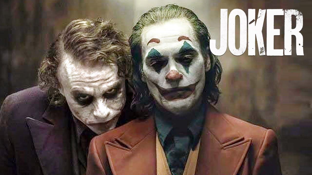 Batman Christian Bale Reacts To The Joker Movie No Spoilers Joker Review