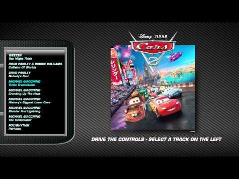 CARS 2 | Soundtrack - Album Sampler | Official Disney Pixar