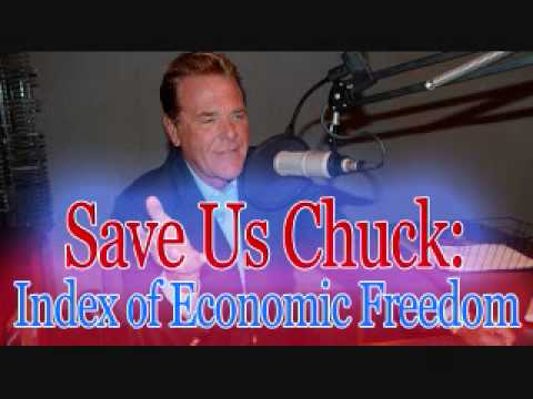 Save Us Chuck - Index of Economic Freedom
