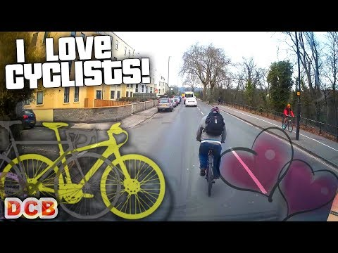 📸 UK Dash Cam | CYCLISTS ARE EVIL 😡 !!!!! | 4 Minute Fridays #16