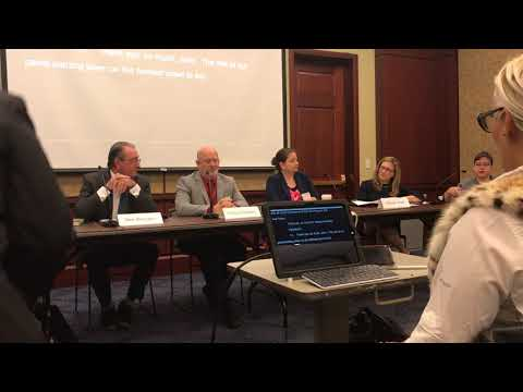 Massachusetts self-advocate John Anton Gives Speech on Impact of Subminimum Wage