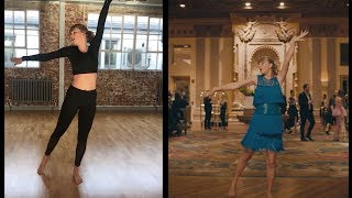 Delicate Music Video Dance Rehearsal Part 1 Video