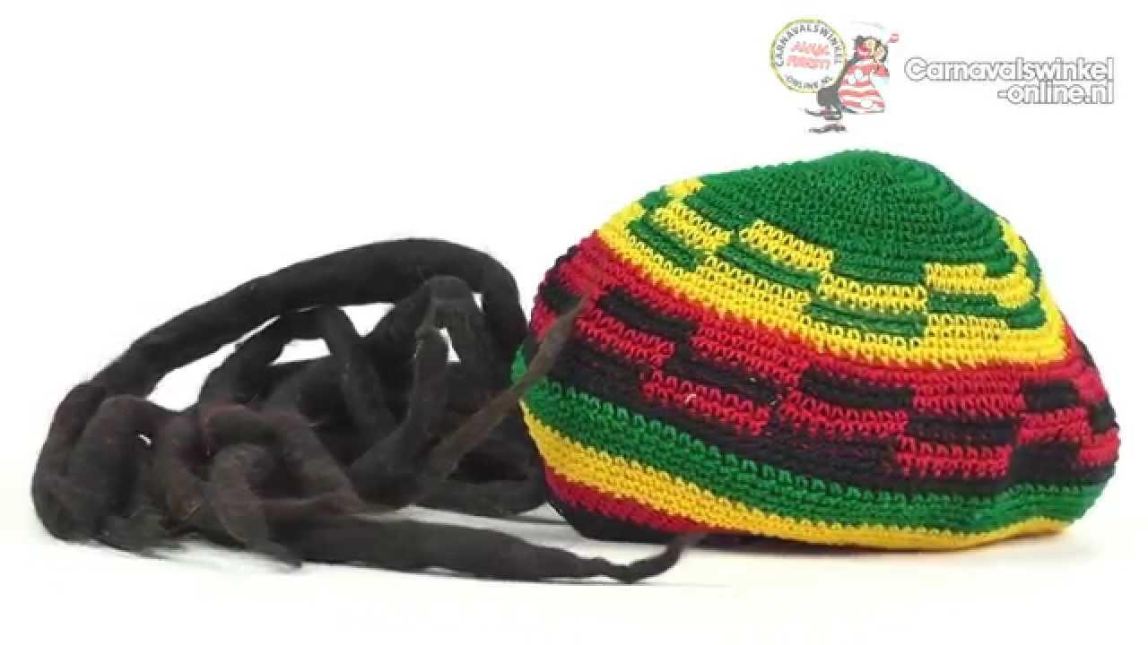 Bob Marley Muts Met Rasta Haar Youtube