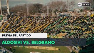 Aldosivi vs Belgrano, la previa