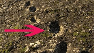 Places Where The DEVIL's Footprints Were Found on Earth