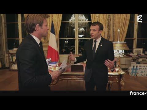 Syrie, écologie, diplomatie… Le grand oral d'Emmanuel Macron