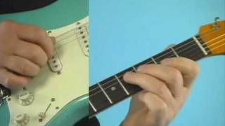 Guitar Lesson: Albert Lee Style Lick 2