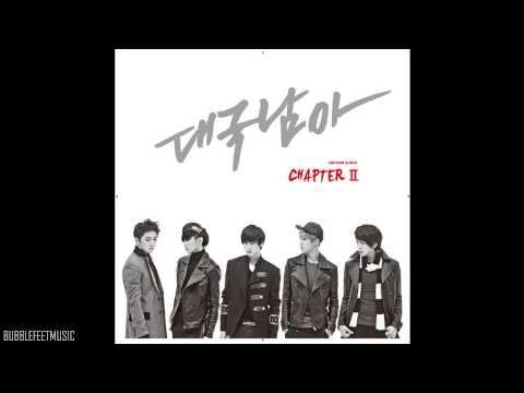 The Boss (대국남아) - Sad Story [Mini Album - Chapter II]