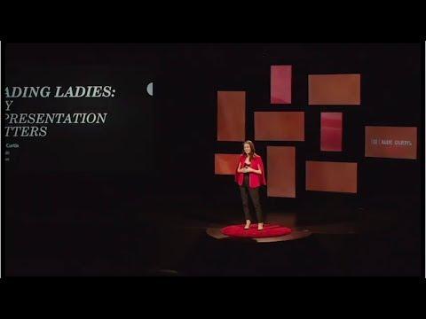 Leading Ladies   Alexandra Curtis   TEDxAllendaleColumbiaSchool