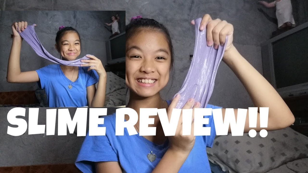 100% HONEST SLIME REVIEW!! (WEH??)
