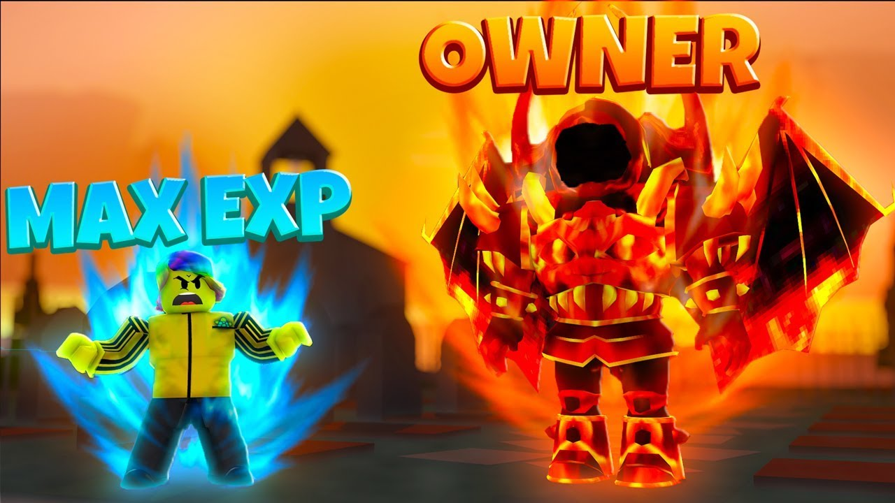 The OWNER JOINED gave MAX EXP and BROKE THE GAME! (Roblox RPG Simulator)