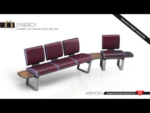 QubicaAMF Bowling Equipment, Harmony furniture - Synergy Collection