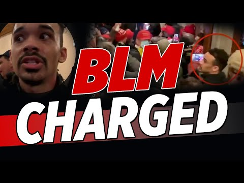 BLM Member Charged For Storming Capitol; US Capital Allowed to Invest in Chinese Tech Giants