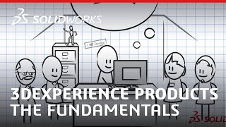 Fundamentals of SOLIDWORKS 3D EXPERIENCE Products