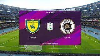 PES 2020   Chievo vs Spezia - Serie BKT   20/03/2020   1080p 60FPS