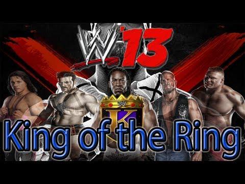 WWE 13 - King of the Ring Tournament - MatthsGamerBr