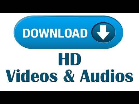 How to Download MP3 & MP4 Videos from any Website   HD upto 4K   Tutorial 2017   HD 1080p