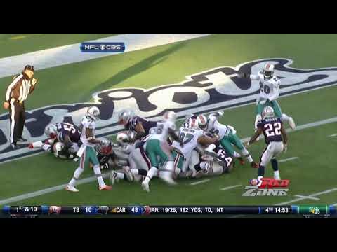 NFL RedZone Every Touchdown 2011 Week 16