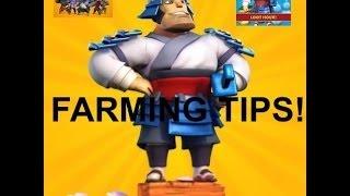 Samurai Siege Farming Tips! (How to Become a Master Farmer)