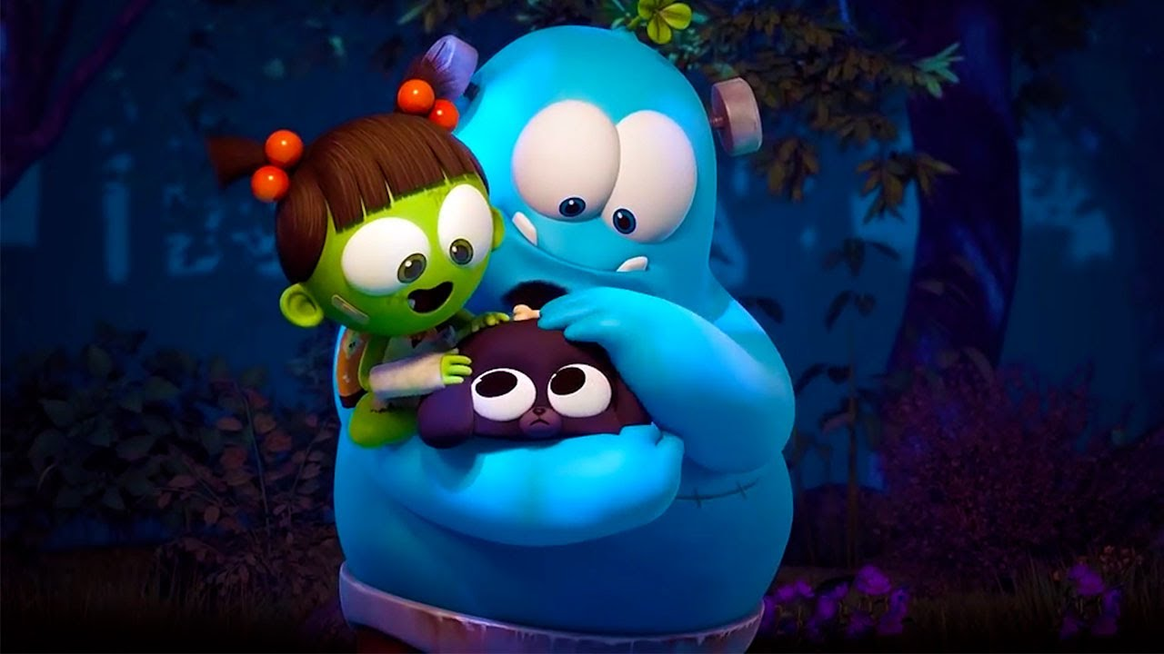Download A New Member of The Family | Spookiz | Cartoons for Kids