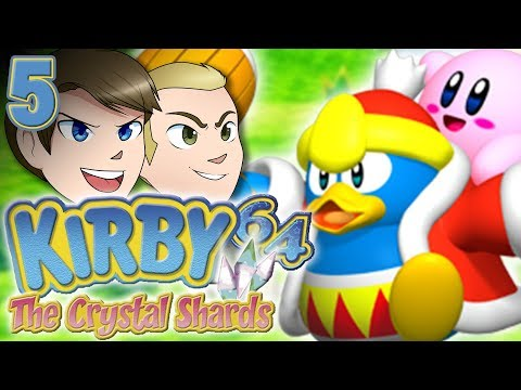 Kirby 64: The Crystal Shards: Yeet - EPISODE 5 - Friends Without Benefits