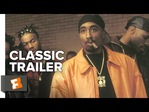 Above The Rim (1994) Official Trailer - Tupac Shakur, Bernie Mac Basketball Movie HD poster