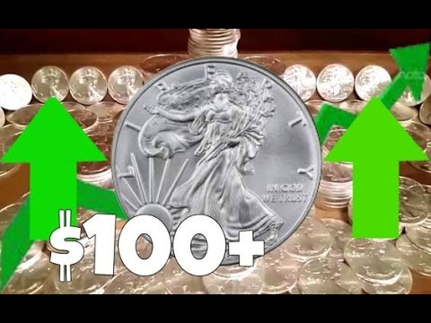 $100+ Silver Spot Prices Within The Week!!...Buy Now!!