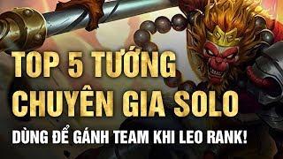 Mobile Legends   TOP 5 TƯỚNG NÊN MUA ĐỂ LEO RANK 1 MÌNH!   Tốp Mỡ Gaming