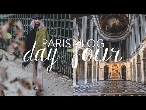 Paris Vlog: Day Four (Autumn Feels + Château de Versailles)