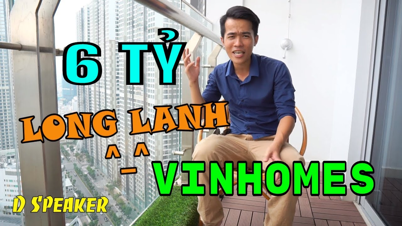 VINHOMES CENTRAL PARK | 2PN | 84,2 m2 | 6 tỷ | LUXURY APARTMENTS | D Speaker