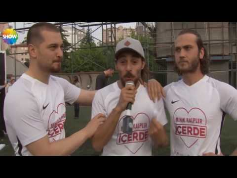 ICERDE  Cagatay Ulusoy si echipa de fotbal