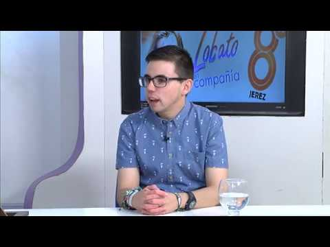 Lobato en compañia  8 TV Jerez 22 Junio 2017 1P, eduardo dominguez-lobato