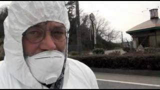 "Italian Journalist ""touch & go"" from Fukushima Nuclear Plant/1.mov"