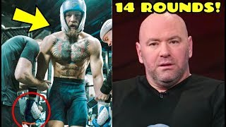Conor McGregor goes 14 ROUNDS in boxing, Max Holloway speaks on Conor McGregor, Francis Ngannou