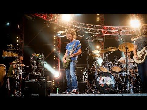 SOJA - Be Aware #Woodstock2013