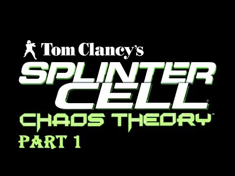 Tom Clancy's Splinter Cell : Chaos Theory Part 01 - Lighthouse