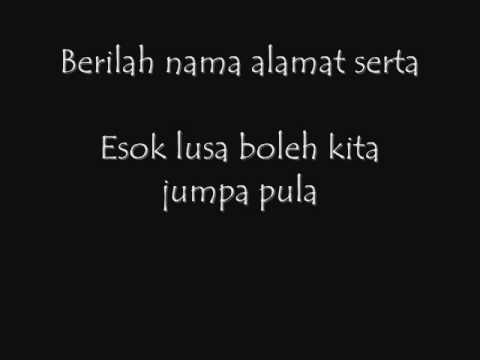Slank ~ Juwita Malam (lyric)