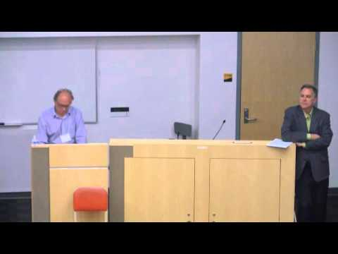 """William Connolly - """"Extinction Events and Entangled Humanism"""""""