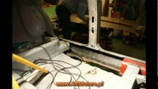 Naprawa konstrukcji nadwozia Jaguar MK2 - strona lewa.mpg