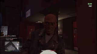 Funny moments #1 - GTA 5 Online Gameplay