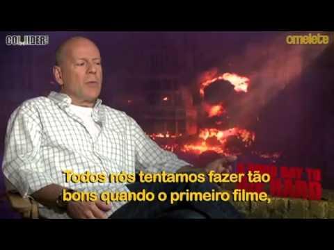 Bruce Willis Duro de Matar