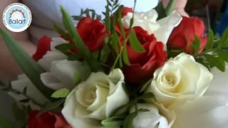 тюльпаны и розы букет невесты