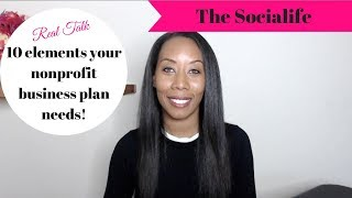 Business Planning for Nonprofits! How to make your business plan work for you!