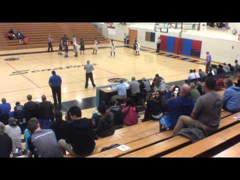 Brody Bohrer #22 Gresham vs. Madison 12/2015