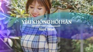 Hari Won - Yêu Không Hối Hận (Karaoke)