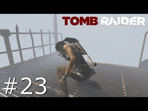 Tomb Raider 2013 (Ep. 23) - Gondola Transport