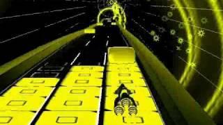 Audiosurf:Offspring- Kick Him When He