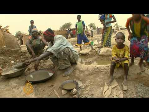 Burkina Faso Children Toil In Gold Mines