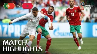 portugal v morocco 2018 fifa world cup russia™ match 19
